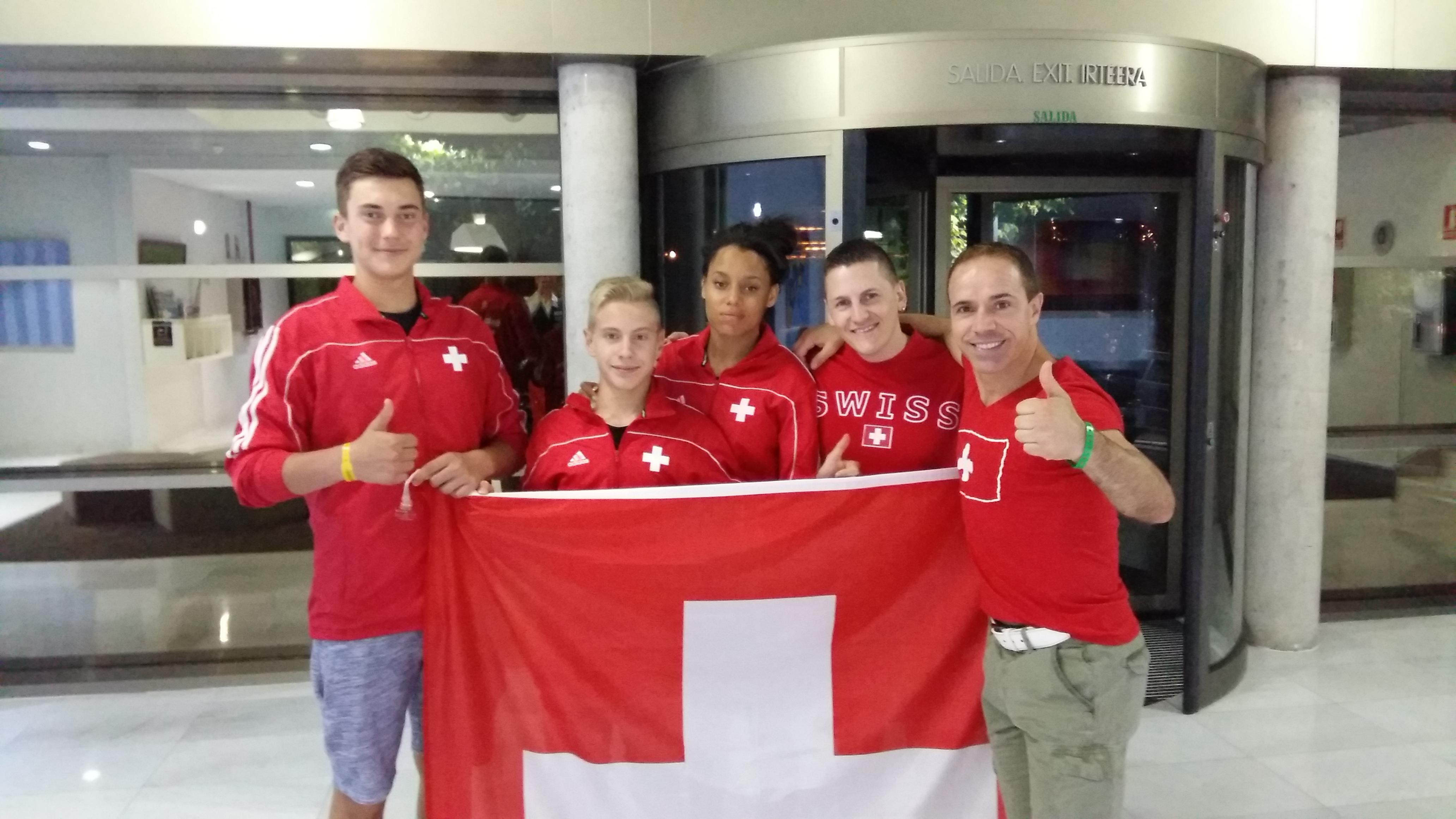 24_Unser Schweizer Team an der EM 2015