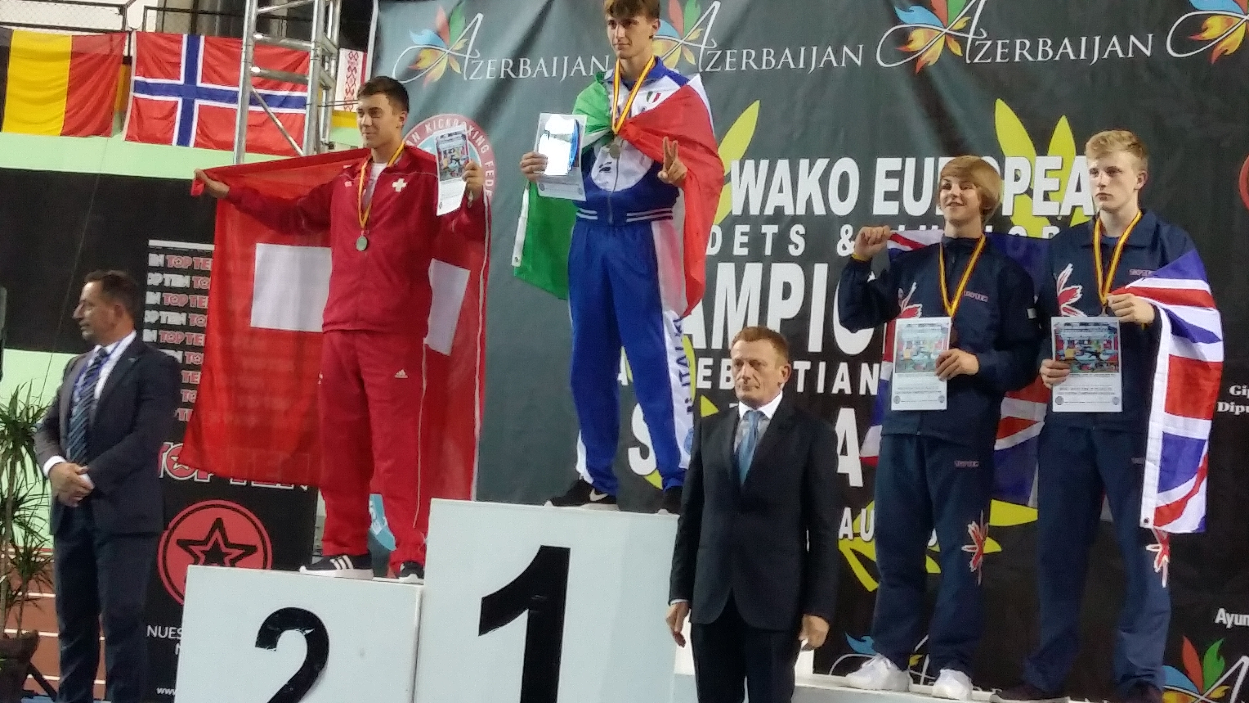 27_Super Leistung: Alessandro Lurati holt Silber