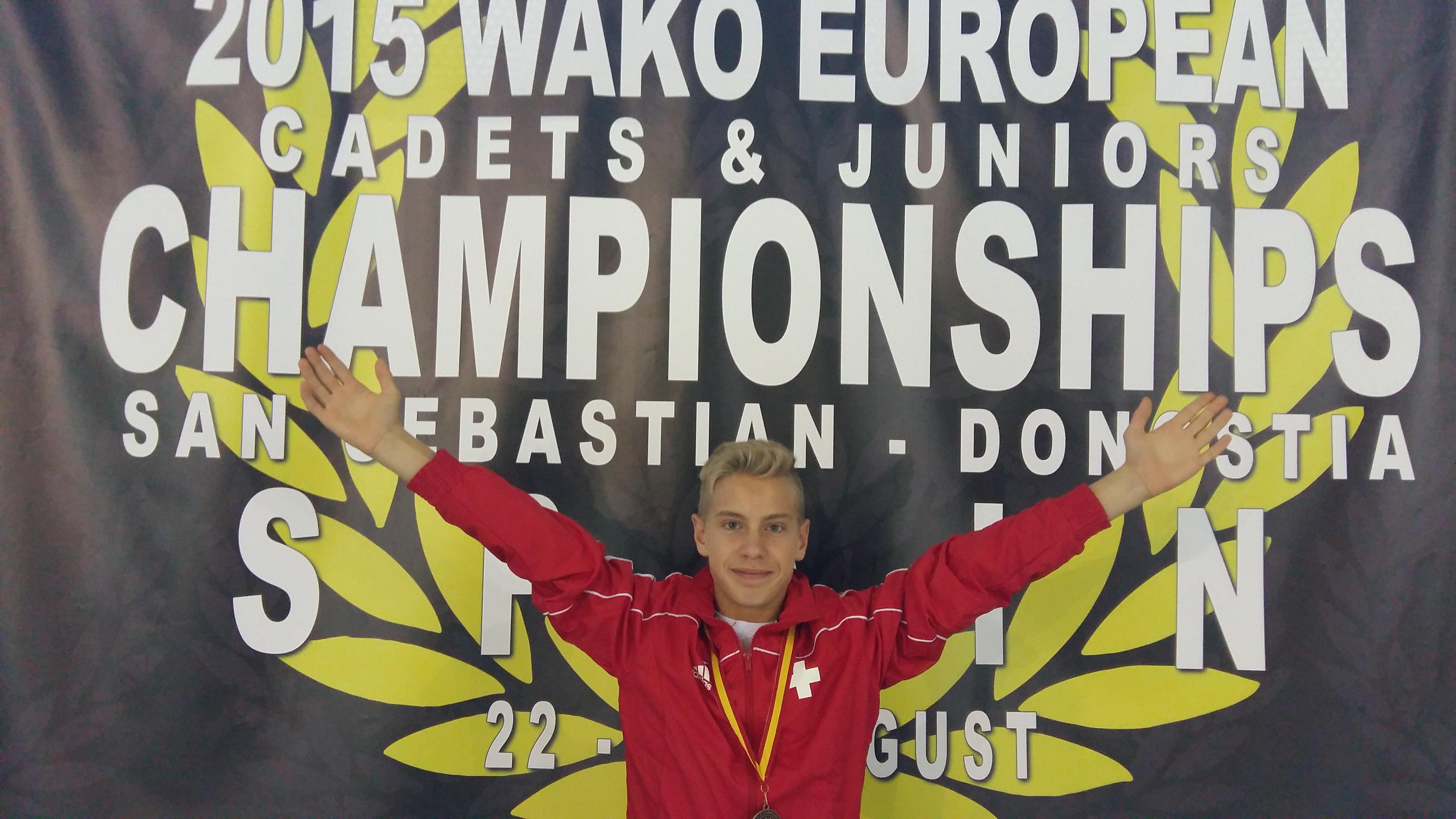 20_Roy mit EM-Bronze-Medaille