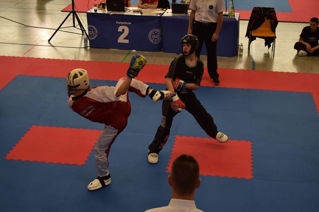 51_Roy im Fight, German Open 16