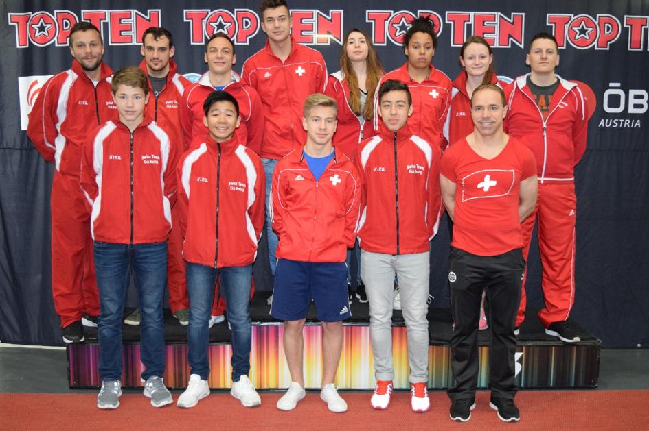 40_Pointfighting Team@Austrian Classics16