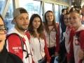 Unser Swiss Team auf der Hinreise zur EM 2016 in Loutraki